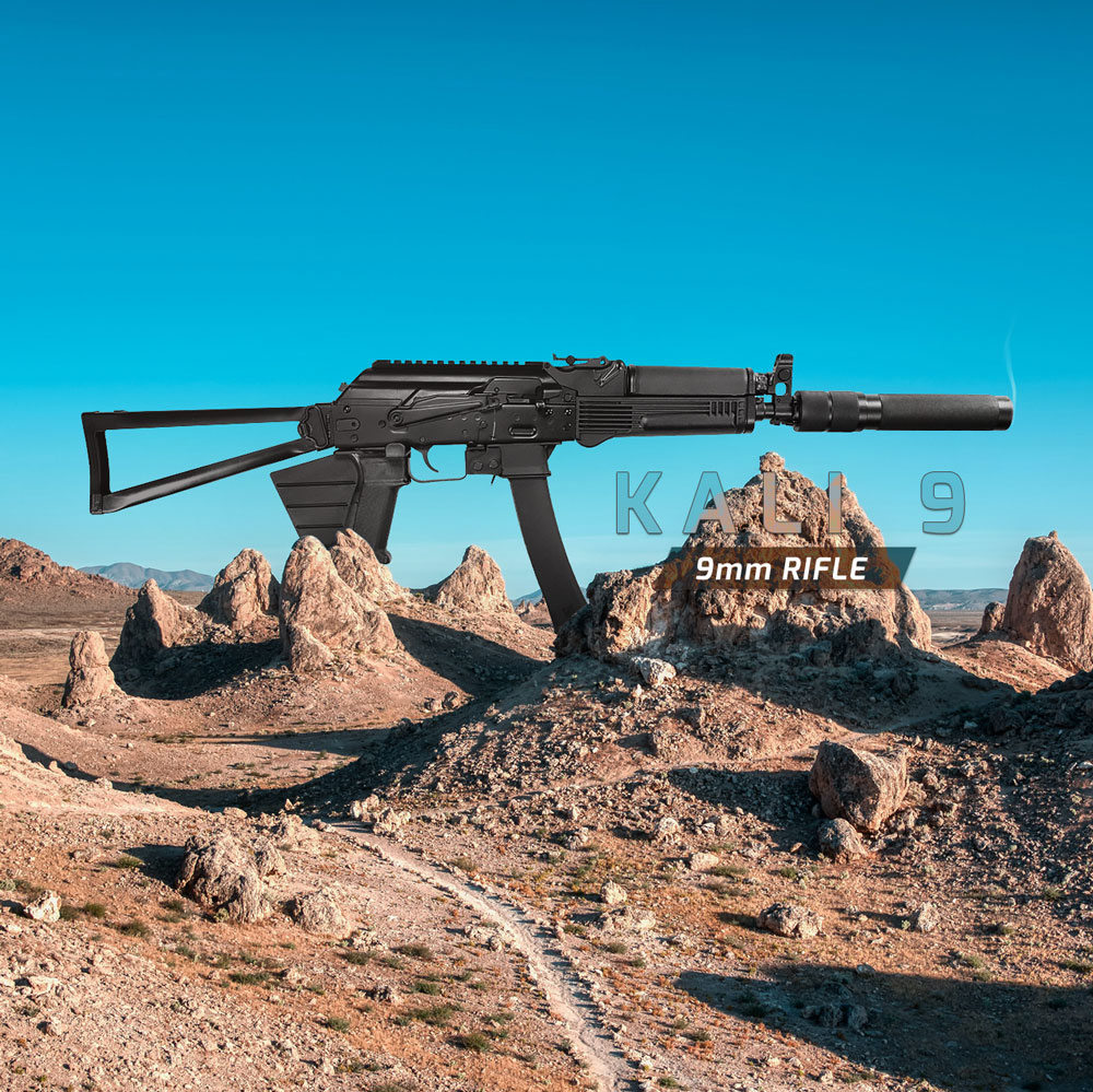 Kalashnikov KALI 9 - California Compliant Rifle