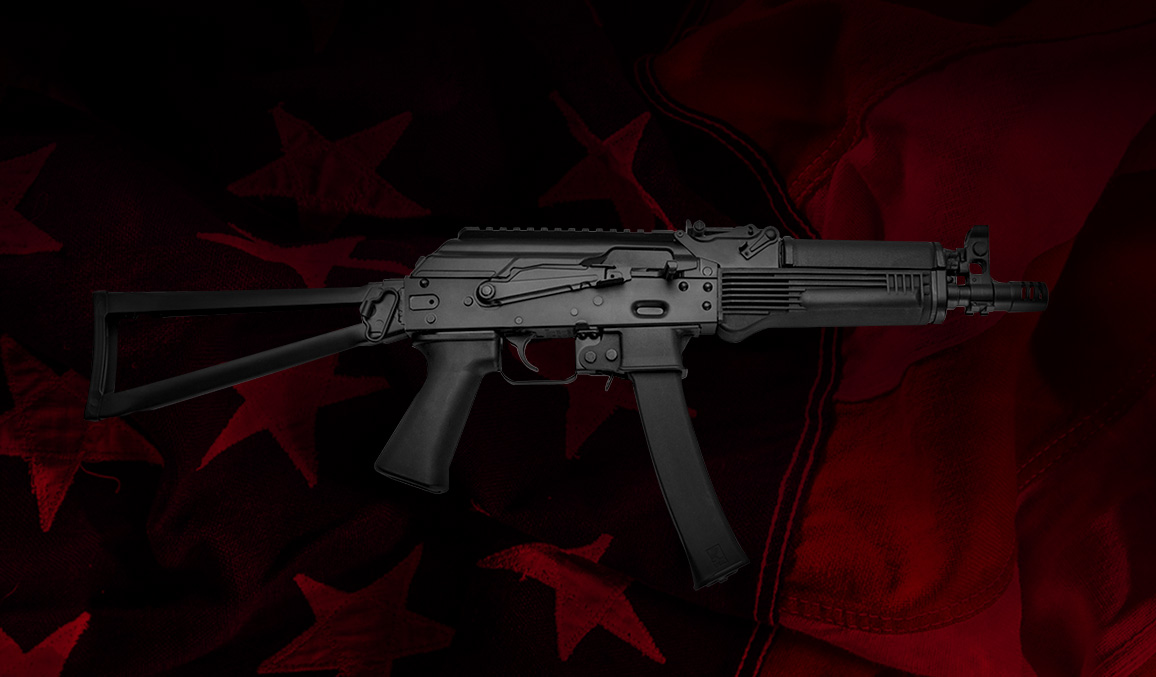 FROM RUSSIA WITH LOVE: THE VITYAZ SUBMACHINE GUN COMES TO AMERICA