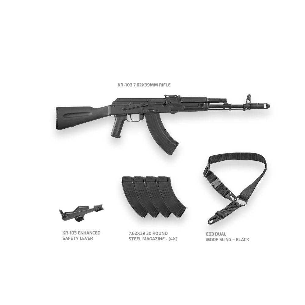 KALASHNIKOV USA KR-103 PRO KIT